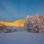 Light in the mountains. Beautiful landscapes by nature photographer Tomaz Benedicic