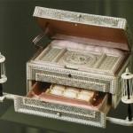 Exquisite jewellery box