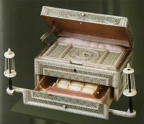 Exquisite jewellery box