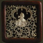 Russian Empress Catherine II on the box