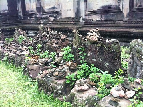 Ta Prum Temple complex of Cambodia