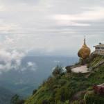 Chayttiyo Pagoda (the Golden Stone)