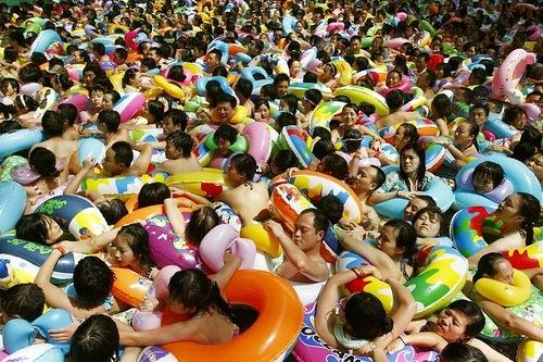 Swimming Pool in China