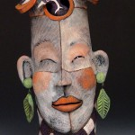 Clay Sculpture by Victoria Sexton