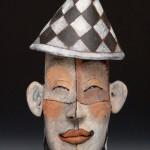 Triangular Clown Cap
