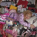 Darlene Flynn's world largest collection of shoes