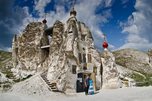 Divnogorie – the fabulous chalk mountains, cave churches and beautiful nature.
