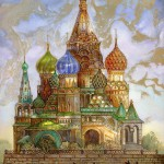 Iconic image of St. Basil's Cathedral
