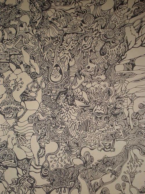 Drawing by Greek artist Christina (HMissXX)