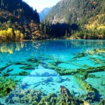 Jiuzhaigou Valley, Five Flower Lake