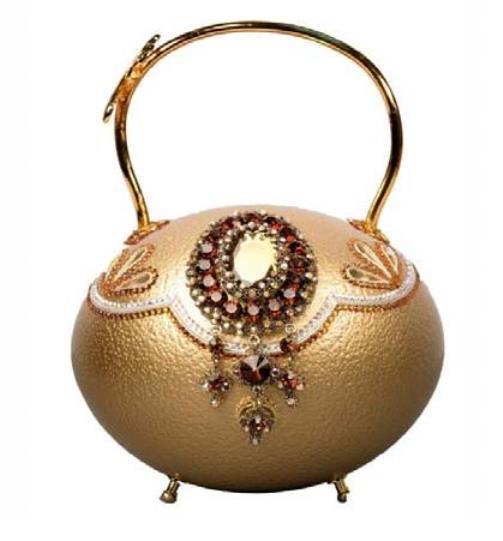 Goose Egg Handbag by Pacific Unity