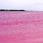 Beautiful Hillier lake, Western Australia