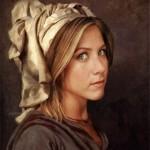 American actress Jennifer Aniston
