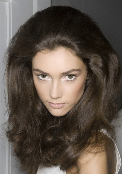 Ksenia Kahnovich, Russian supermodel