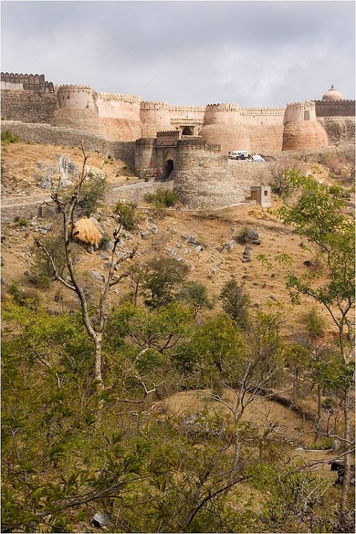 The Great Wall of India Kumbhalgarh