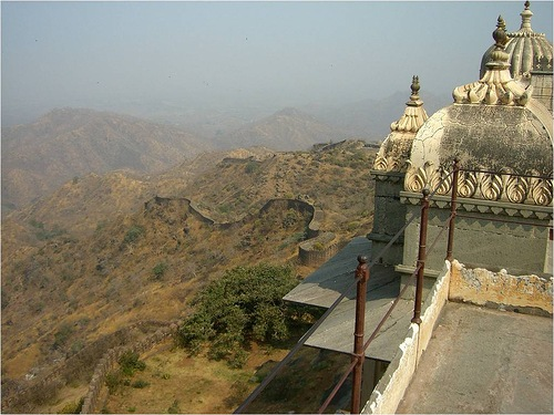 Wildlife Sanctuary and the Great Wall of India