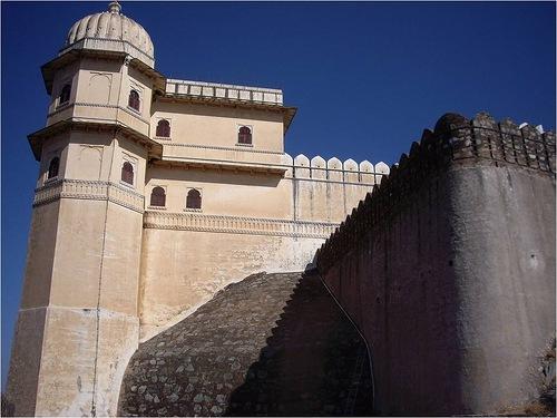 Ancient architecture of Kumbhalgarh