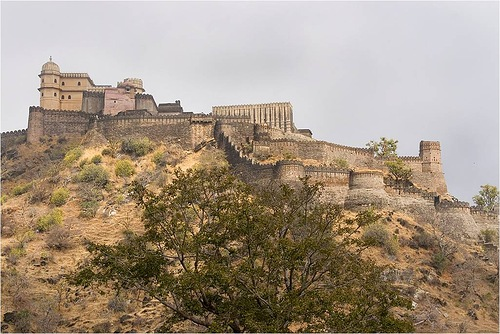 Famous sight of India – The Great Wall
