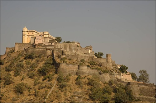 Built for 100 years, Kumbhalgarh or The Great Wall of India