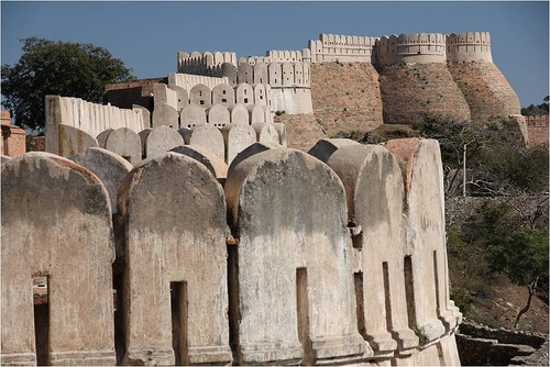 Tourist destination – Kumbhalgarh