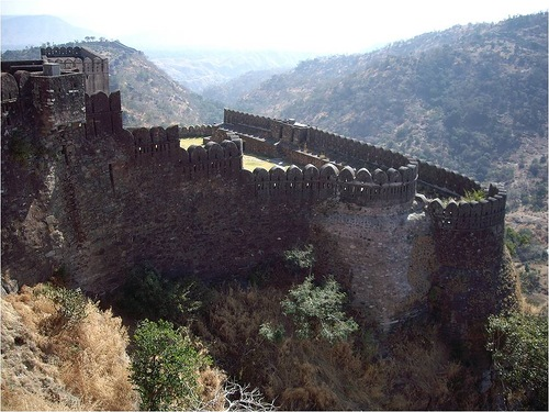 The second largest wall in the world after the Great Wall of China – The Great Wall of India