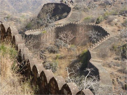 World Heritage Site – Kumbhalgarh
