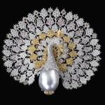 Lace jewelry art by Buccellati