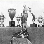 9 handed Challenge Cups