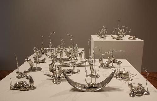 Work by British duo Richard Selesnick and Nicholas Kahn