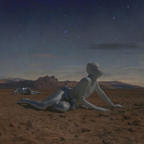 Life on Mars – photo and sculptural installation by Richard Selesnick and Nicholas Kahn
