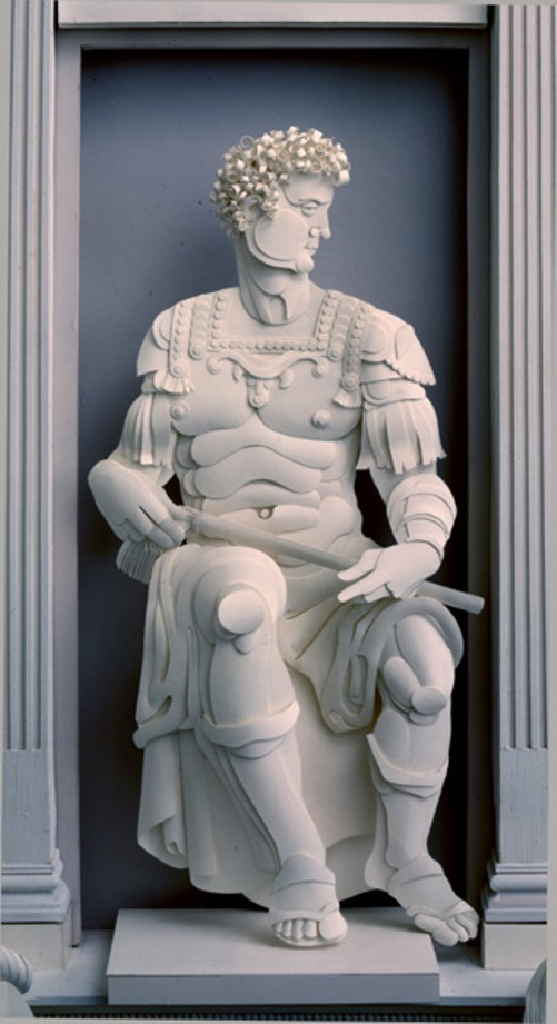 Michelangelo detail