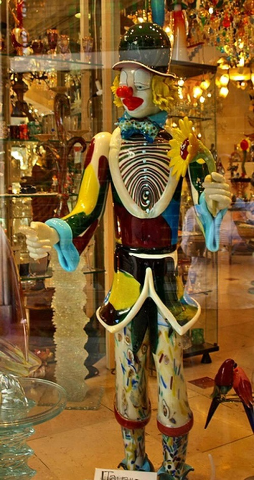 glass art of Murano