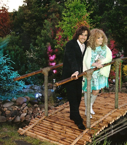 """The wedding took place at the restaurant """"Olivetti"""" and the wedding party was paid for by glossy magazine, which sold the rights to an exclusive photo shoot. Pugacheva is 27 years older than Maxim."""