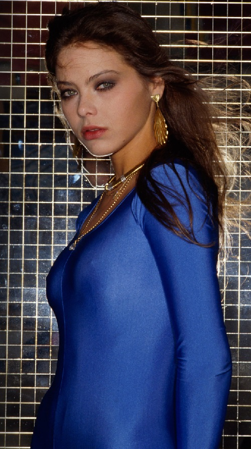 Ornella Muti Italian actress with Russian roots