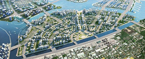 Photos of how Palm Deira will look