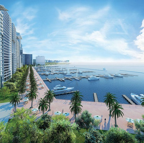 Project -Palm Deira