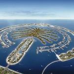 Palm Islands archipelago of artificial islands
