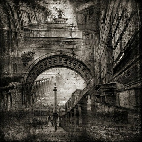 Black and white St. Petersburg by Russian professional photographer Gennadi Blokhin