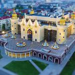 Stunning Puppet Theatre in Kazan, Russia