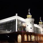 Unique Puppet Theatre in Kazan, Russia