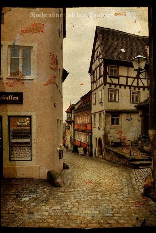 Photo art by German photographer Bruno Cremer