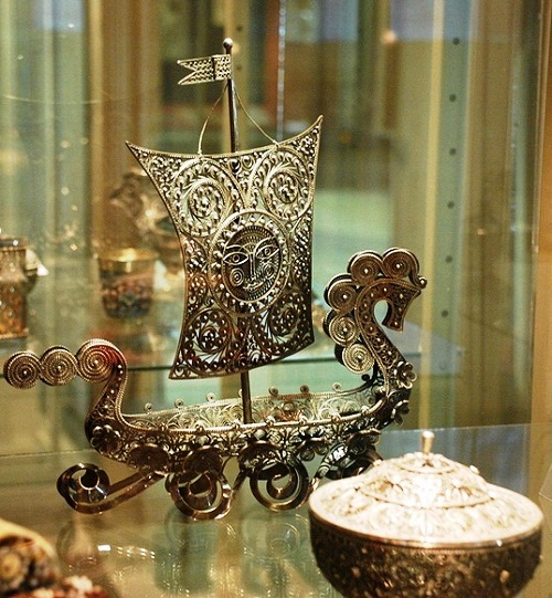 Russian Filigree Art
