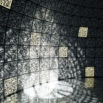 Reflections. Designers' installation – Russian Pavilion