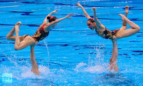 Swimmer 1