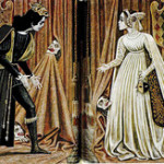 From the series of illustrations to Shakespeare's Romeo and Juliet