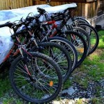Bicycles for tourists