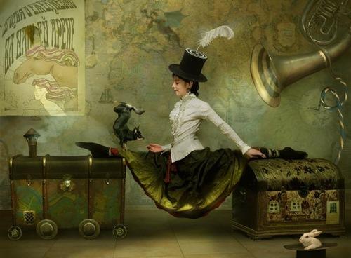 Photoart by Russian photographer Vladimir Fedotko