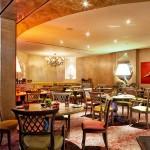 Besides, the hotel has 5 restaurants. Tschuggen Grand hotel in Arosa, Switzerland