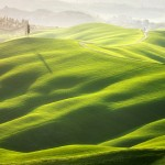 Hills. Tuscan and Moravian Landscapes by Polish photographer Marcin Sobas