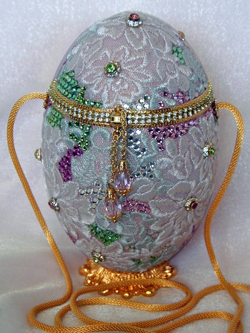 Victoria's unique in design Egg Bags